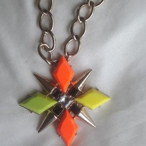 Jewelry - Neon costume necklace